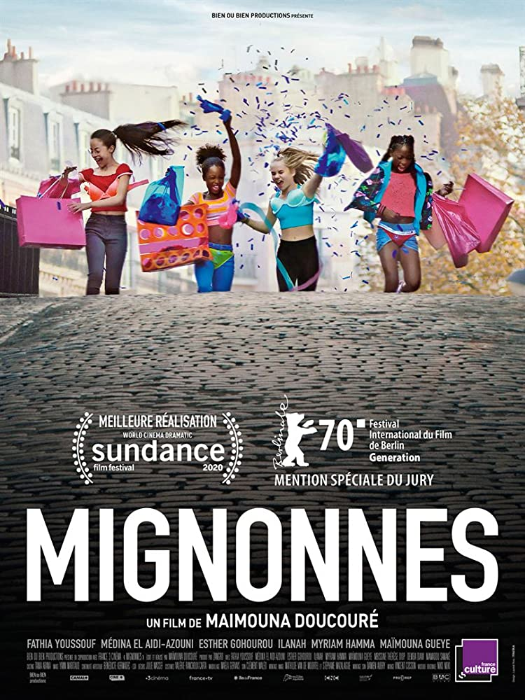 Mignonnes -Minnoşlar izle
